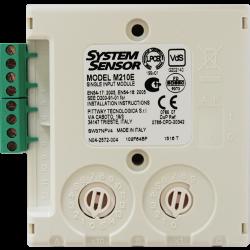 System Sensor M210E Single Input Control Module Fire Alarm Addressable