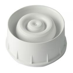 System Sensor WSO-PP-I00 Wall Mounted Sounder With Isolator - White - Addressable
