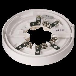 Nittan UB-4SDR-470 Sensortec Detector Base With Schottky Diode & 470 Ohm Resistor