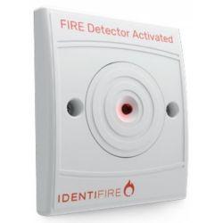 Vimpex Identifire Remote LED Indicator Unit - Flush Mounted - 10-2011WFR-S