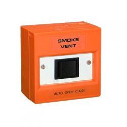 KAC Smoke Vent Rocker Switch - Orange WA9203-AOV