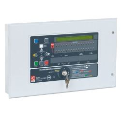 C-Tec XFP501/CA XFP Single Loop 32 Zone Fire Alarm Control Panel - CAST Protocol