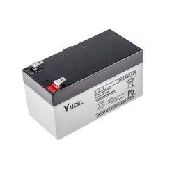 Yuasa Yucel Y1.2-12 Battery - 1.2Ah 12V