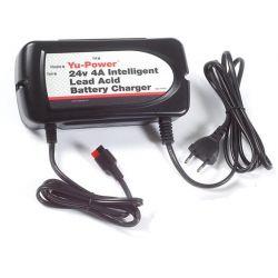 Yuasa Yu-Power YPC4A24 Battery Charger - 24 Volt