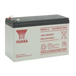 Yuasa NPW45-12 High Rate VRLA Battery - 12V 7.5Ah