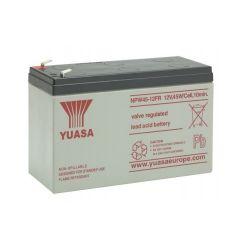 Yuasa NPW45-12FR High Rate VRLA Flame Retardant Battery - 12V 7.5Ah