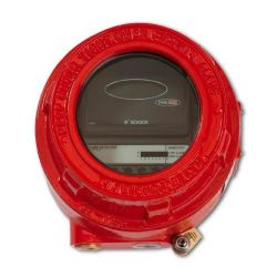Ziton FF766 Triple IR Flame Detector With Relays - Flame Proof Housing