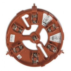 Ziton SPB-2R First Fix Base Plate - Red