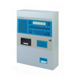 Ziton ZP3 4 Loop Analogue Addressable Fire Alarm Control Panel - 71501