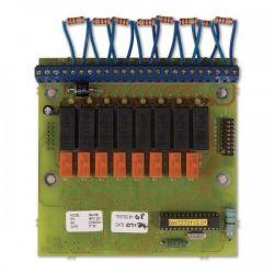 Ziton ZP3AB-MA8 8 Way Monitored Alarm Driver Board For ZP3 Panel - 48701