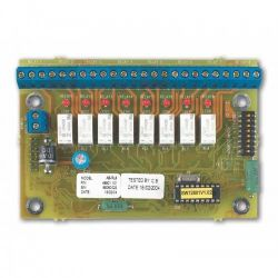 Ziton ZP3AB-RL8 8 Way Relay Board For ZP3 Panels - 48801