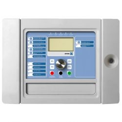 Ziton ZP2 Fire Alarm Panel With EVAC Controls - 1 Loop - ZP2-E1-S-99