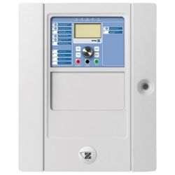 Ziton ZP2 Fire Alarm Repeater Panel With Fire Brigade Controls - ZP2-FR-FB2-99