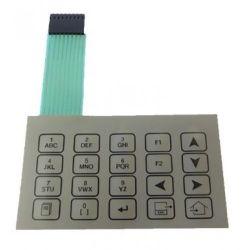 Ziton ZP3-KEYPAD-P Replacement ZP3 Keypad - Grey - 116700