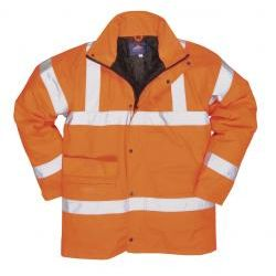 Orange Hi Vis Workwear
