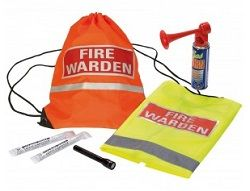 Fire Warden Grab Bag