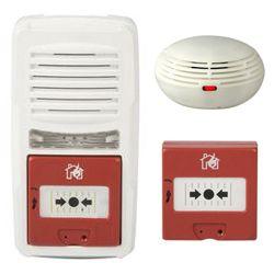 Rapidfire Wireless Temporary Fire Alarm System