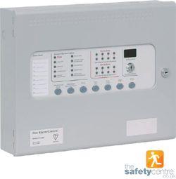Kentec Sigma Fire Alarm Panel