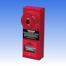 Klaxon Terrier Temporary Fire Alarm System