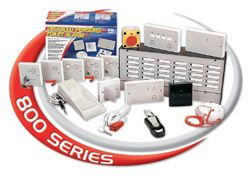 C-Tec 800 Series Call System