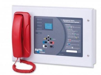 C-Tec ECU-8 SigTel Disabled Refuge Master Controller
