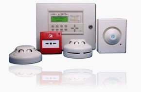 Fire Alarm System Equipment Dubai