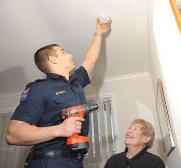 Wireless Fire Alarm System Installation
